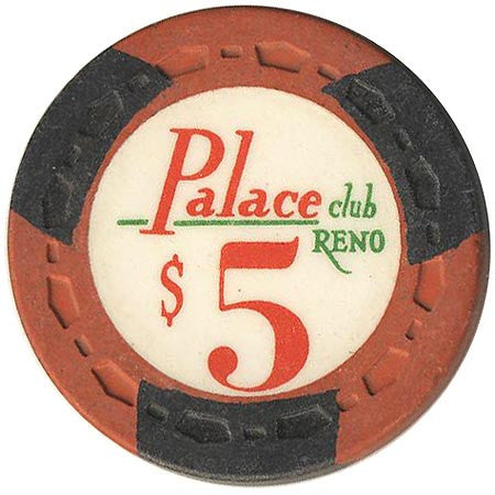 Palace Club $5 chip - Spinettis Gaming - 1
