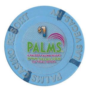 Palms Casino Las Vegas NV $1 Chip 2008