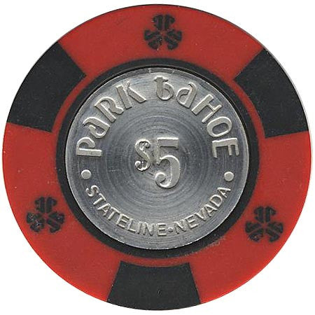 Park Tahoe $5 chip - Spinettis Gaming - 1