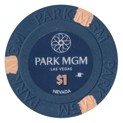 Park MGM Casino Las Vegas NV $1 Chip 2018