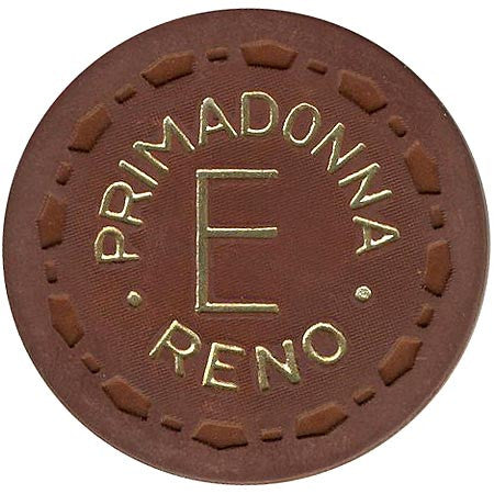 Primadonna (E) (brown) chip - Spinettis Gaming - 1