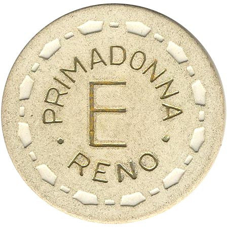 Primadonna (E) (white) chip
