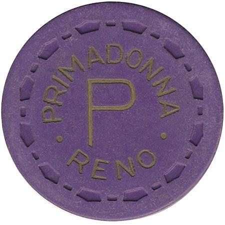 Primadonna P (purple) chip