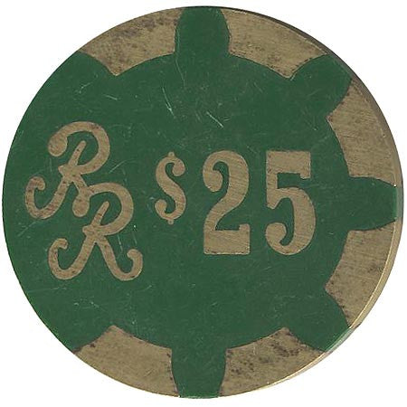 Reno Ramada Casino $25 Chip 1988