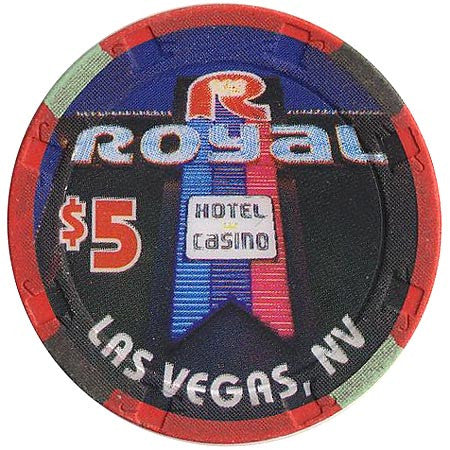 Royal Casino $5 chip