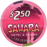 Sahara Casino $2.50 chip - Spinettis Gaming - 1