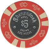 300 Shenandoah Las Vegas Casino Chip Set - Spinettis Gaming - 4