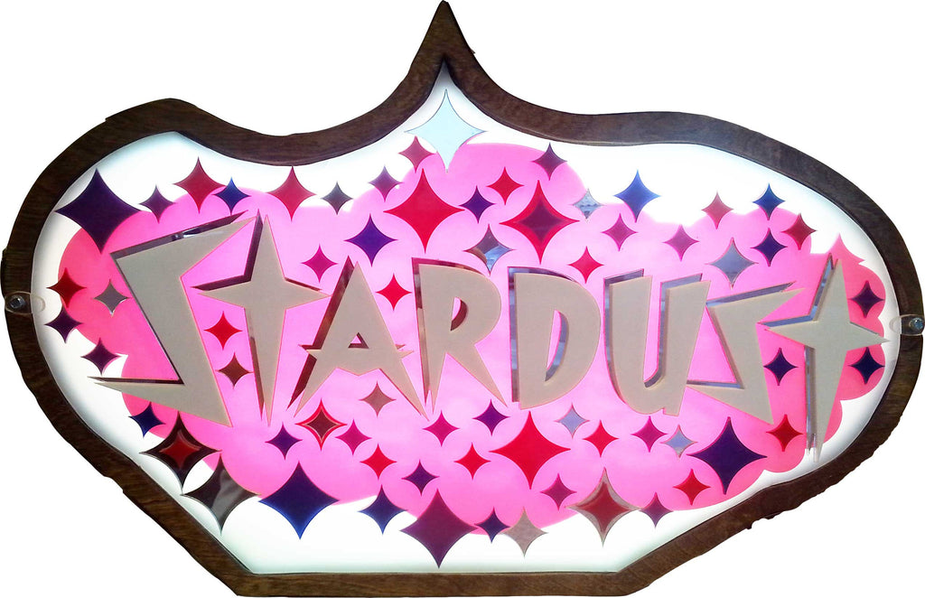 Stardust Casino Marquee Sign Lighted Replica