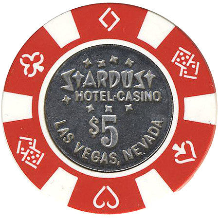Stardust $5 (red) chip