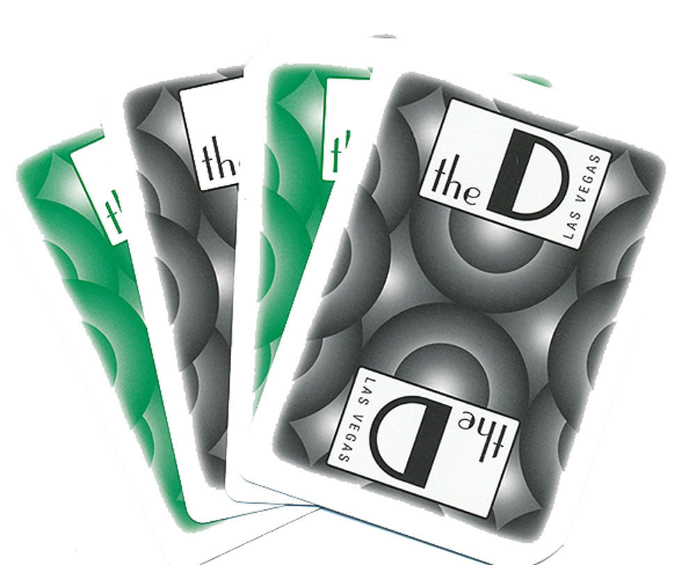 The D Casino Deck - Spinettis Gaming - 1