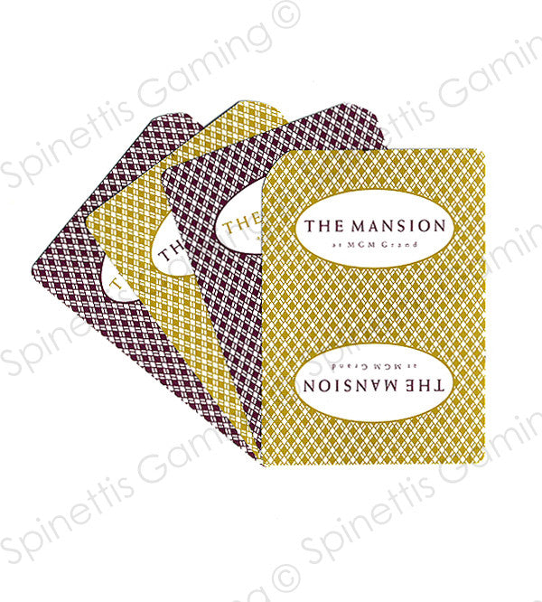 The Mansion at MGM Deck - Spinettis Gaming - 2