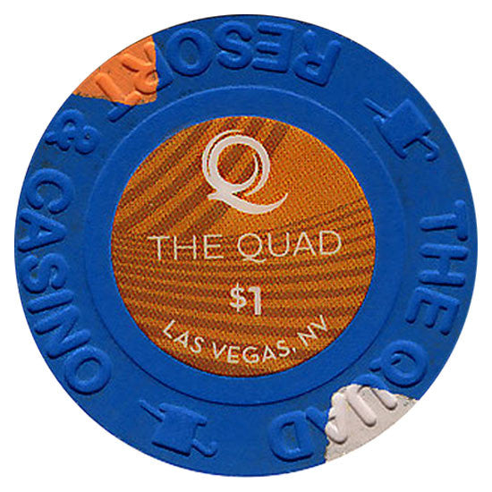 The Quad Casino Las Vegas $1 Chip