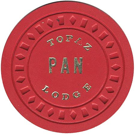 Topaz Lodge PAN (red) chip