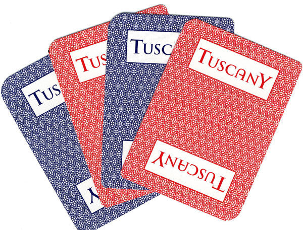 Tuscany Casino Deck - Spinettis Gaming - 1