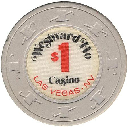 Westward Ho Casino Las Vegas NV $1 Chip 1980s