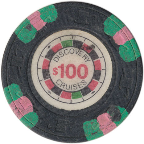 Discovery Cruises $100 Chip