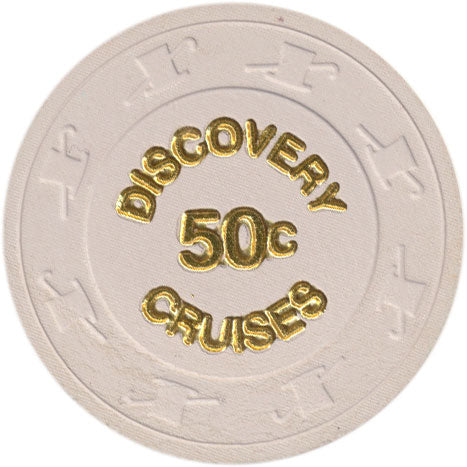 Discovery Cruises 50cent Chip