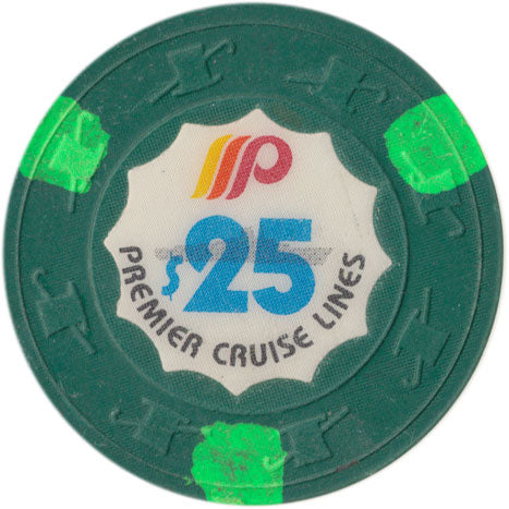 Premier Cruise Lines $25 Chip