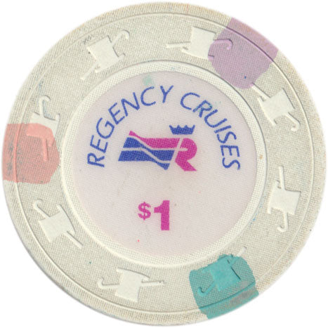 Regency Cruises $1 Chip