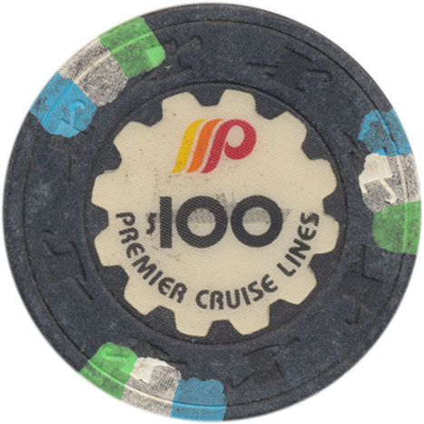 Premier Cruise Lines $100 Chip