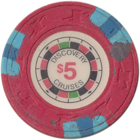 Discovery Cruises $5 Chip