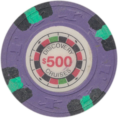 Discovery Cruises $500 Chip