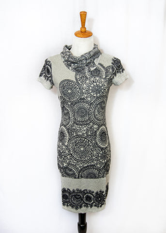 Mandala Sweater Dress