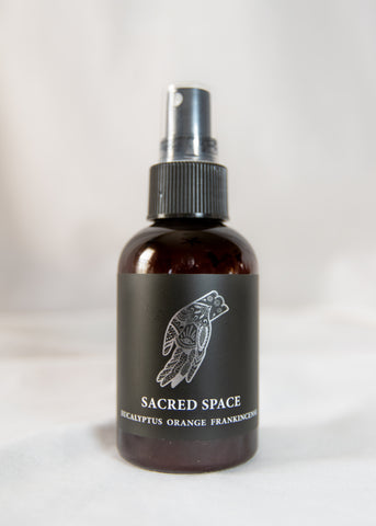 Sacred Space Body Spray