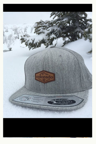Flexfit Colorado Emblem Hat - Skyflower Boutique