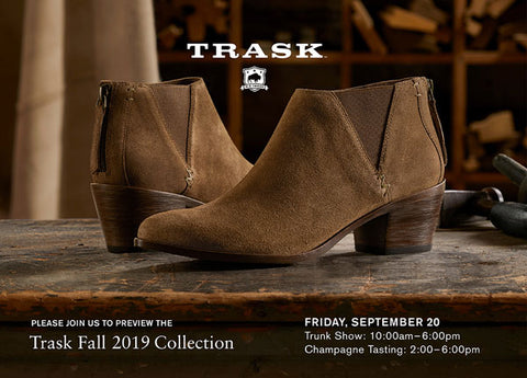 Trask Trunk Show