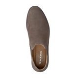 Trask Allison in Gray Italian Oiled Suede