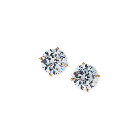 Fantasia 5 ct Stud Earring