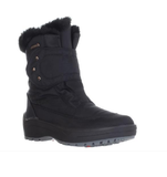 Pajar Moscou Black Nylon Boot with Ice Grip
