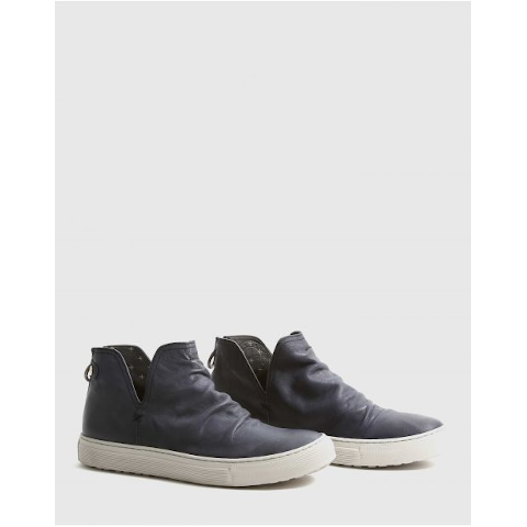 Fiorentini+Baker Bex Black leather Sneaker Pumpz