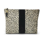 Kempton & Co. Medium Cheetah Pouch