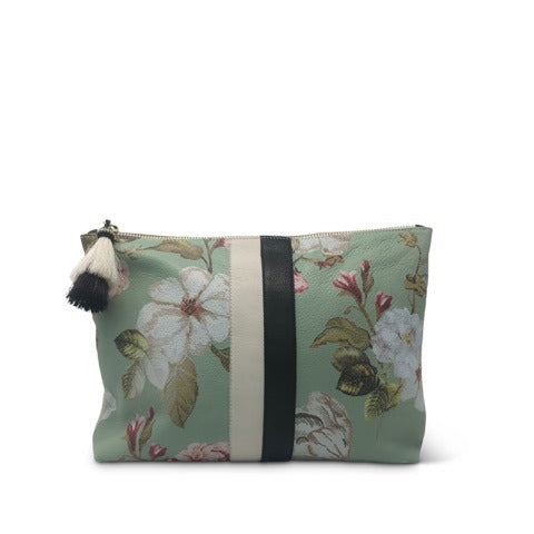 Kempton & Co. English Garden Medium Pouch