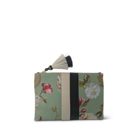 f6726aab5fe5 Kempton & Co. English Garden Small Pouch