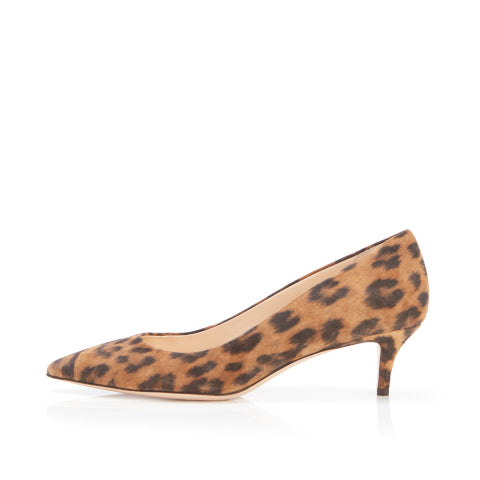 Marion Parke Must Have 45 Leopard Suede