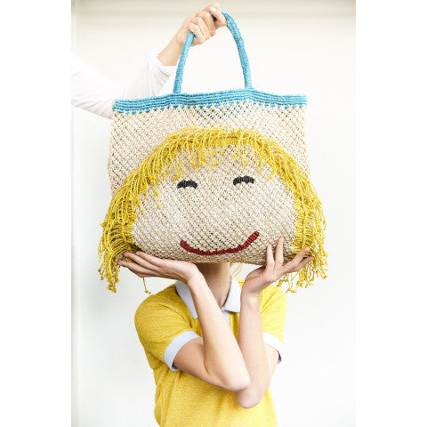 The Jacksons Molly Tote Jute Pumpz
