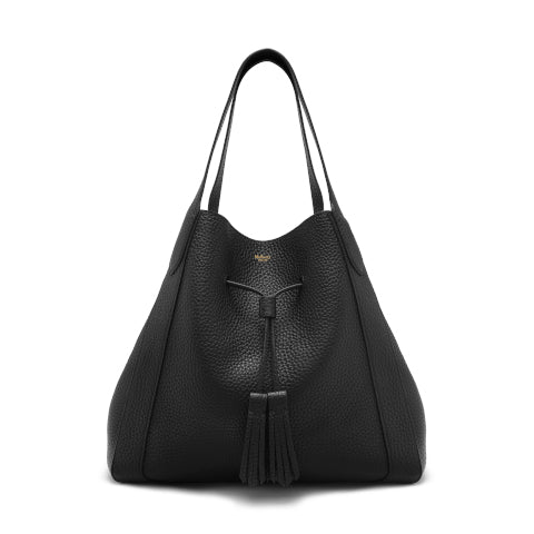 Mulberry Black Millie Tote