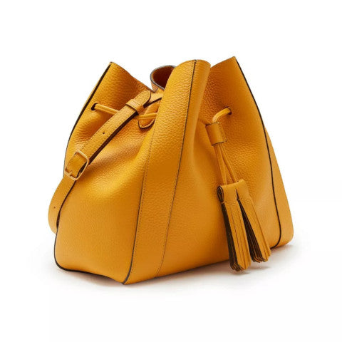 Mulberry Deep Amber Small Millie Tote