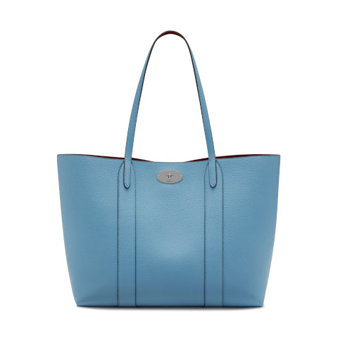 Mulberry Pale Slate Bayswater Tote