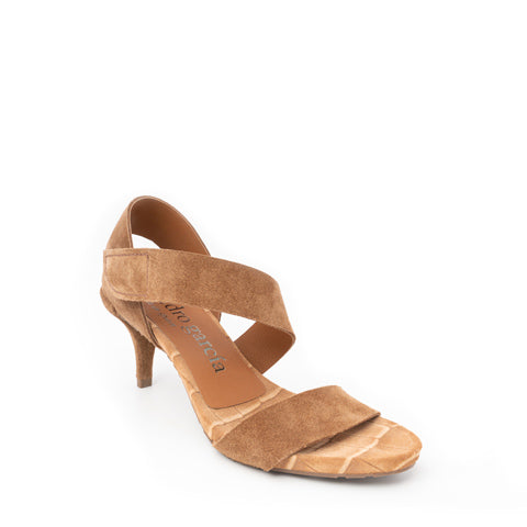 Pedro Garcia Brown West Sandal Pumpz