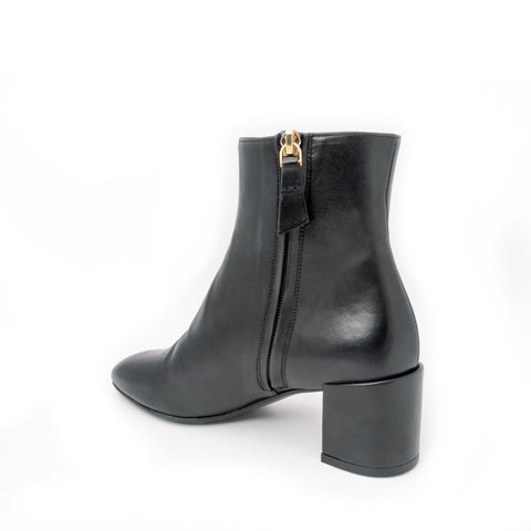 Della Pia privat label Pumpz block heel boot Italy