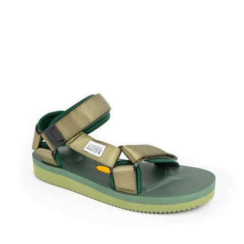 Suicoke Forest Green Sandal