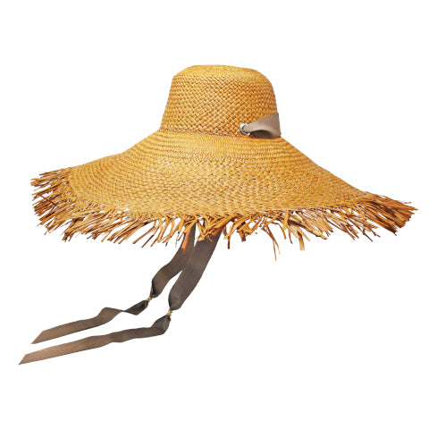 Sensi Studio Oversized Straw Hat