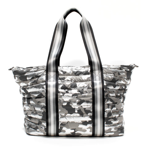 Think Royln Wingman Bag in Shiny Camo