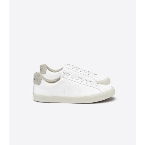 Veja Esplar White Leather Sneaker