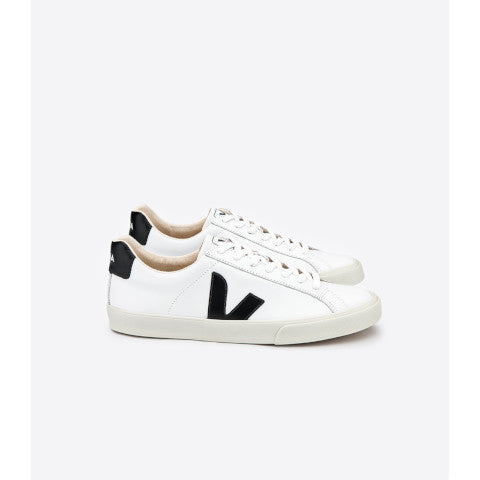 Veja Esplar Black and White Sneaker