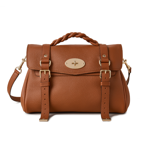 Mulberry Alexa Chestnut Pumpz